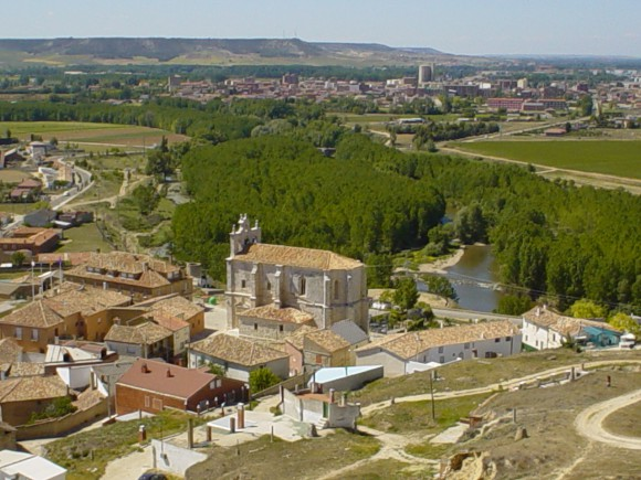 Vista General de Tariego de Cerrato