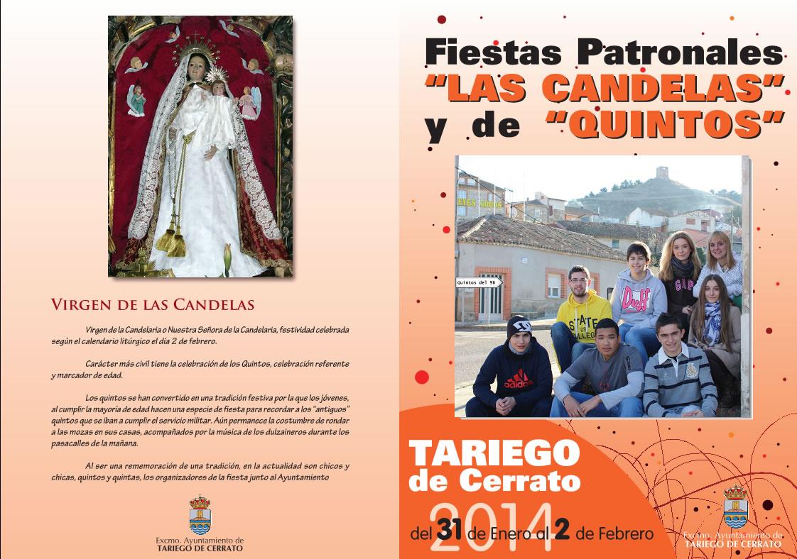 Fiestas Patronales «Las Candelas» y de «Quintos»
