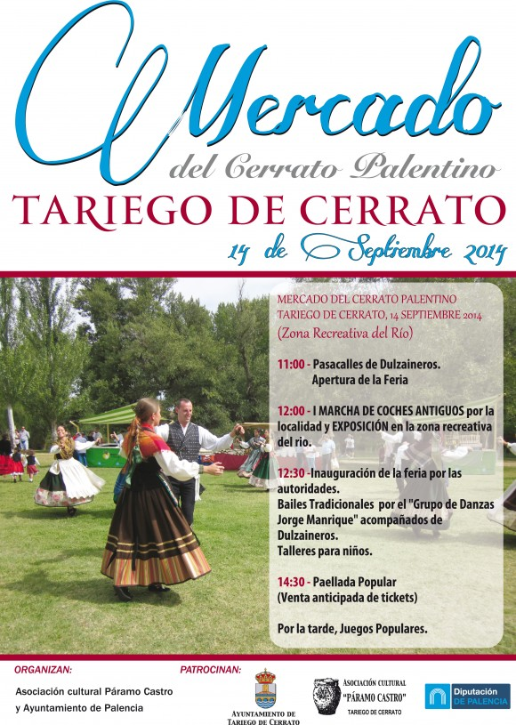 cartel mercado tariego 2014