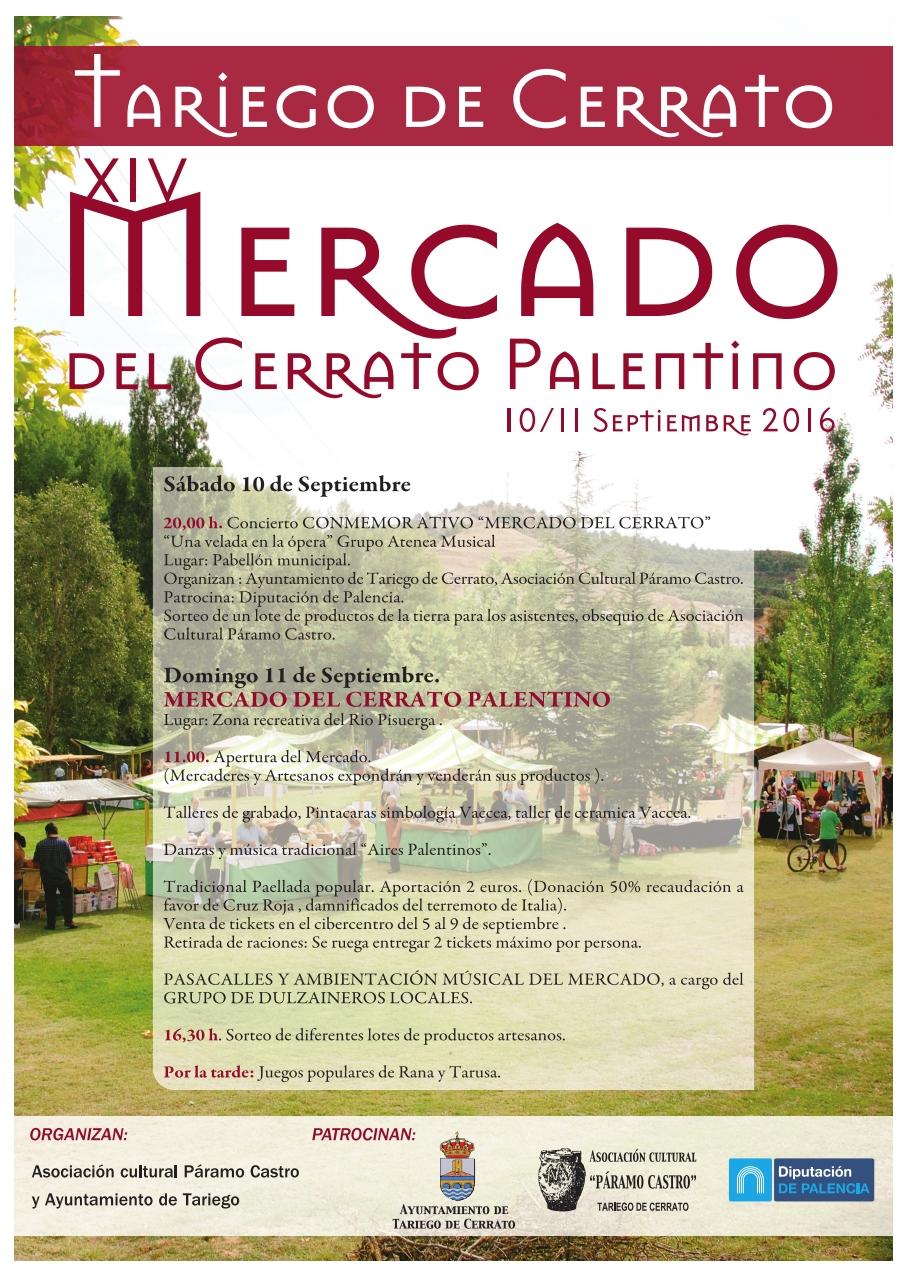 Mercado del Cerrato Palentino