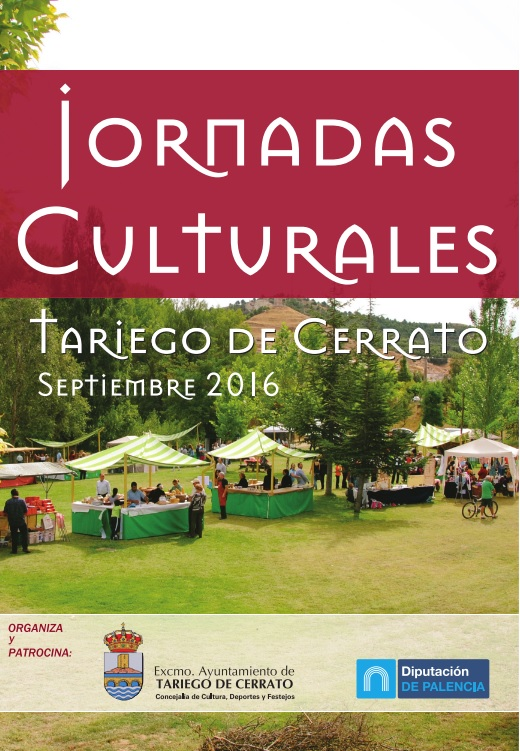 Jornadas Culturales Septiembre 2016