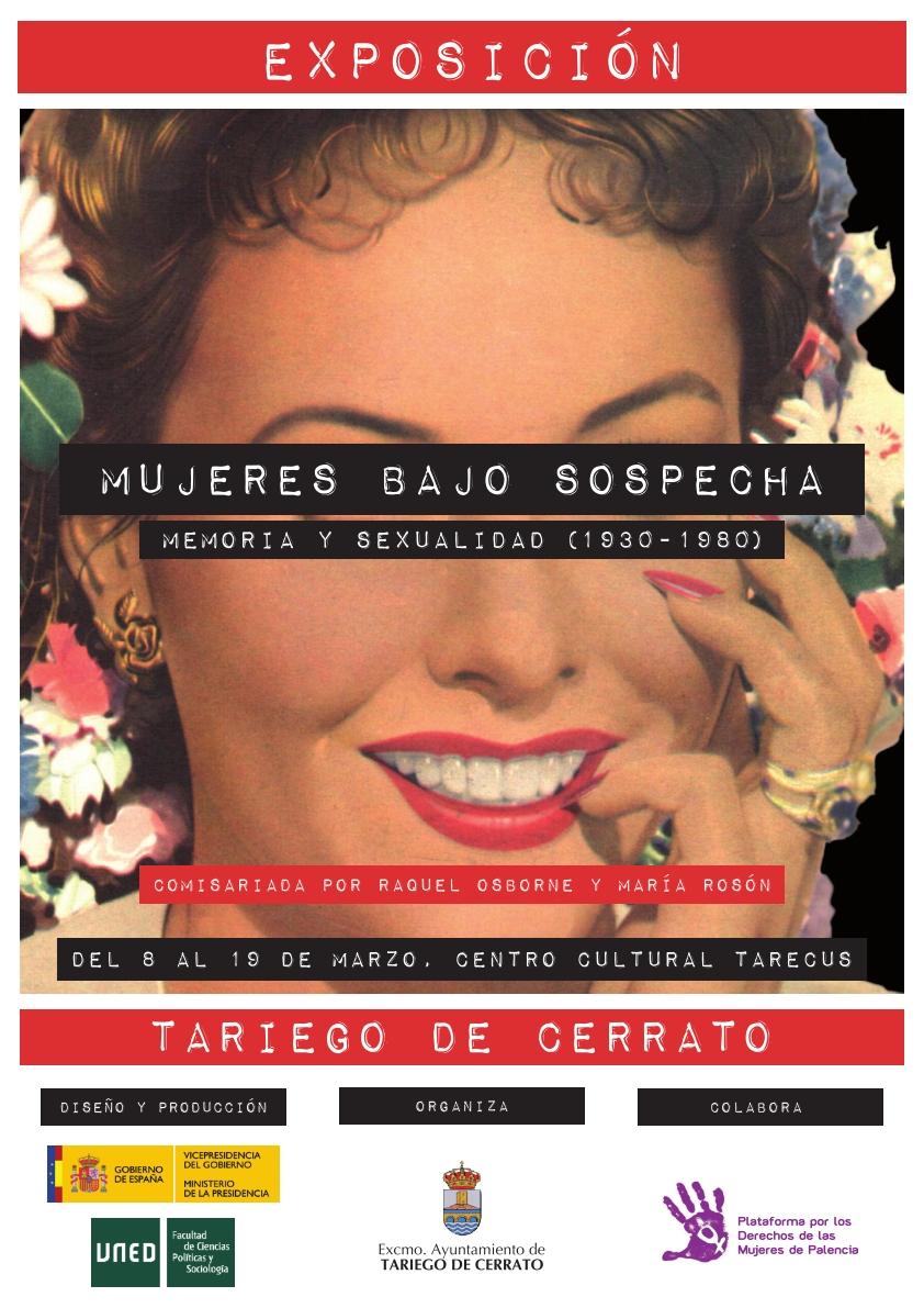 Exposición, Mujeres Bajo Sospecha