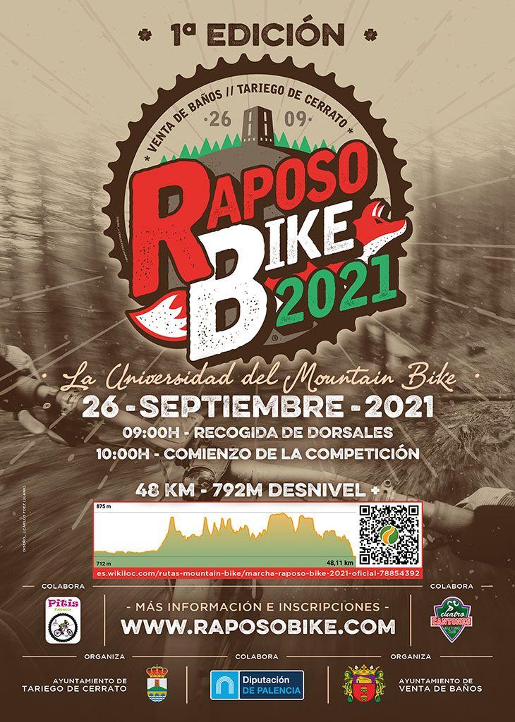 1ª Edición Raposo Bike 2021